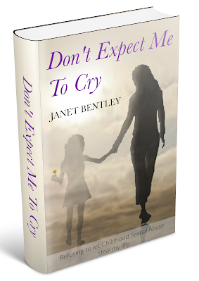 Don't Expect Me To Cry by Janet Bentley